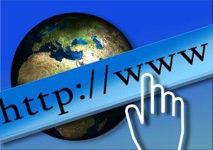 ウェブサイト イメージ